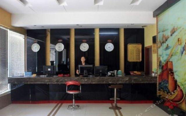 Wanchuan Business Hotel интерьер отеля