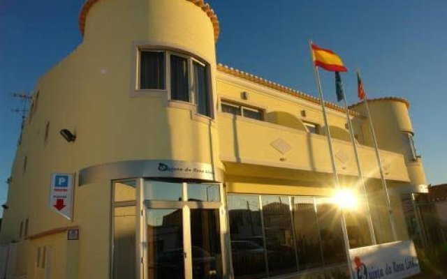 Отель Quinta Da Rosa Linda вид на фасад