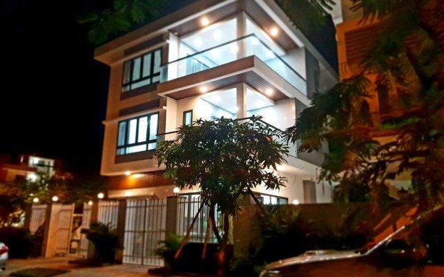 Отель Sunshine Villa Вьетнам, Нячанг - отзывы, цены и фото номеров - забронировать отель Sunshine Villa онлайн вид на фасад