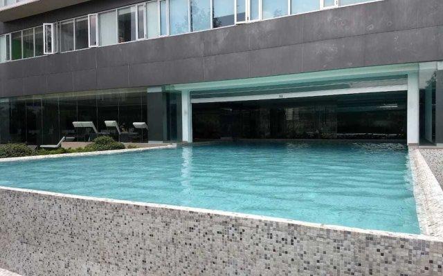 Отель Nuevo y Funcional Loft en Marina Park Мехико
