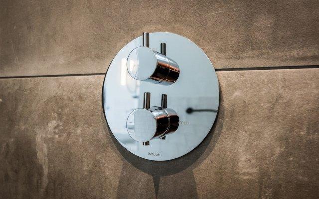 Отель Jordaan Harlem Apartments Нидерланды, Амстердам - отзывы, цены и фото номеров - забронировать отель Jordaan Harlem Apartments онлайн ванная