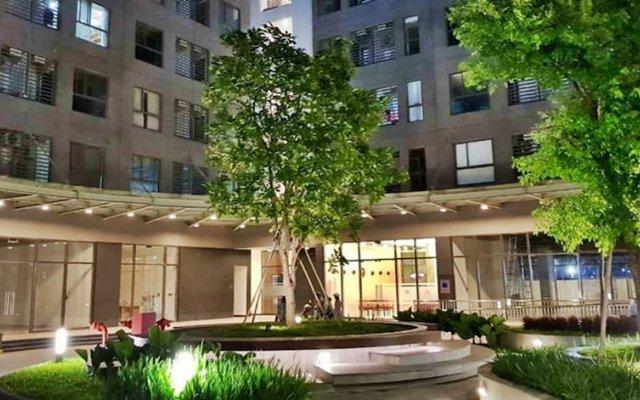 Апартаменты Henry Apartment Luxury Studio вид на фасад