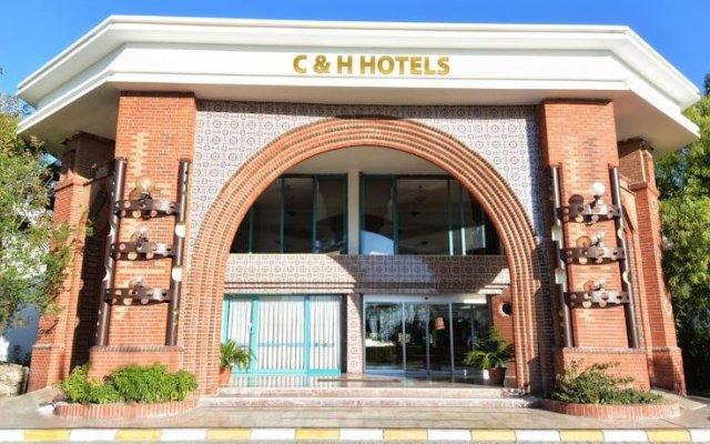C&H Hotel Турция, Памуккале - отзывы, цены и фото номеров - забронировать отель C&H Hotel онлайн вид на фасад