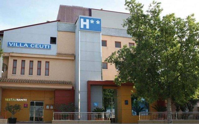 Отель Villa Ceuti Испания, Ориуэла - отзывы, цены и фото номеров - забронировать отель Villa Ceuti онлайн вид на фасад