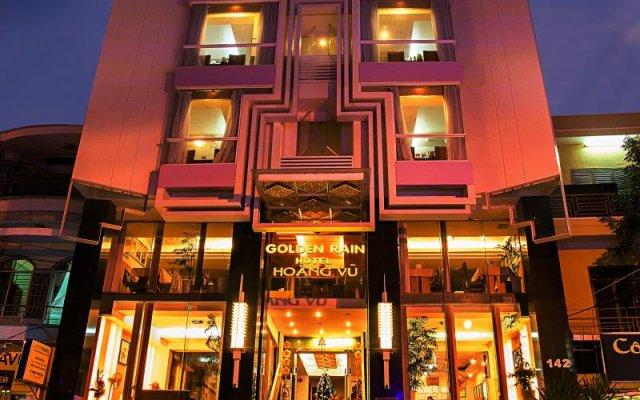 Golden Rain Hotel вид на фасад