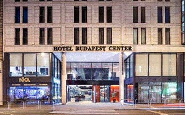 Отель Eurostars Budapest Center Венгрия, Будапешт - 7 отзывов об отеле, цены и фото номеров - забронировать отель Eurostars Budapest Center онлайн вид на фасад