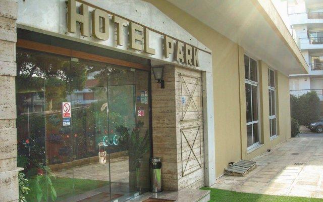 Hotel Park вид на фасад