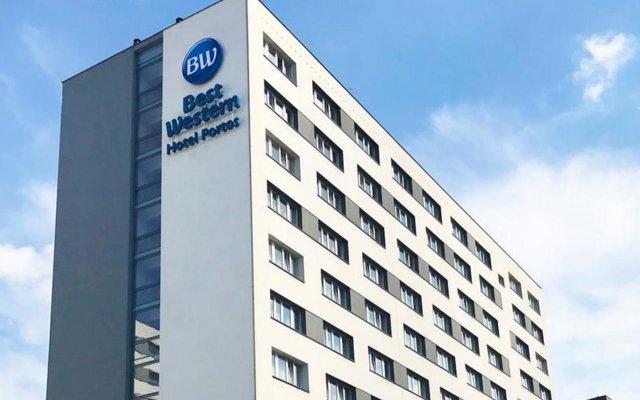 Отель Best Western Hotel Portos Польша, Варшава - - забронировать отель Best Western Hotel Portos, цены и фото номеров вид на фасад