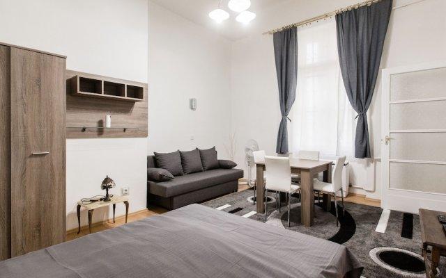 Отель Wesselenyi 2 Apartment Венгрия, Будапешт - отзывы, цены и фото номеров - забронировать отель Wesselenyi 2 Apartment онлайн комната для гостей