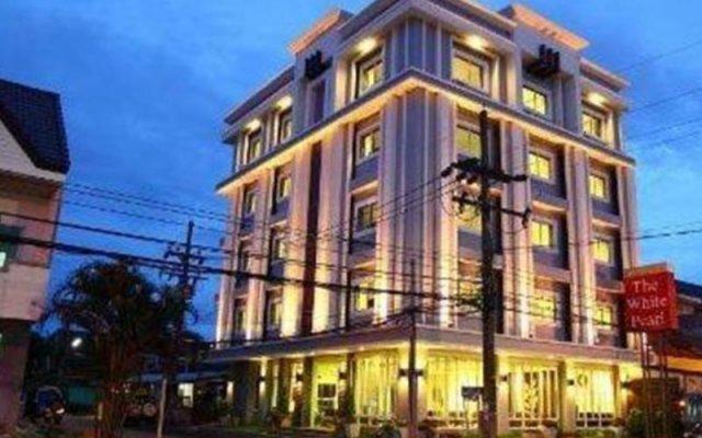 The White Pearl Hotel Краби вид на фасад