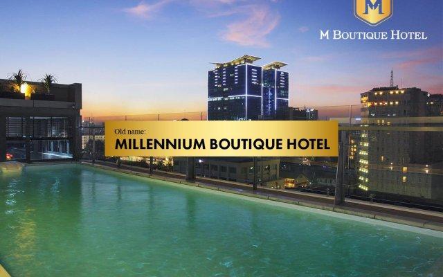 Millennium Boutique Hotel вид на фасад
