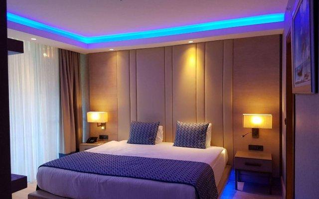 Sentido Lykia Resort & Spa Турция, Олудениз - отзывы, цены и фото номеров - забронировать отель Sentido Lykia Resort & Spa - All Inclusive - Adults Only онлайн комната для гостей