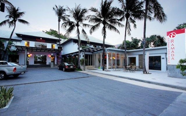 Отель Ramada by Wyndham Phuket Southsea вид на фасад