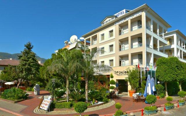 Caligo Apart Hotel вид на фасад
