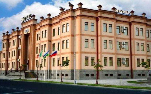 Отель Diyora Hotel Узбекистан, Самарканд - отзывы, цены и фото номеров - забронировать отель Diyora Hotel онлайн вид на фасад