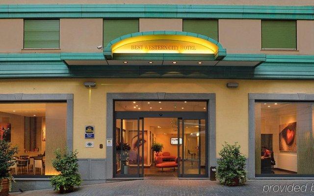 Отель Best Western Plus City Hotel Италия, Генуя - отзывы, цены и фото номеров - забронировать отель Best Western Plus City Hotel онлайн вид на фасад