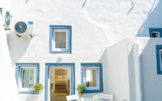 Отель Thetis Cave Villa Греция, Остров Санторини - отзывы, цены и фото номеров - забронировать отель Thetis Cave Villa онлайн вид на фасад
