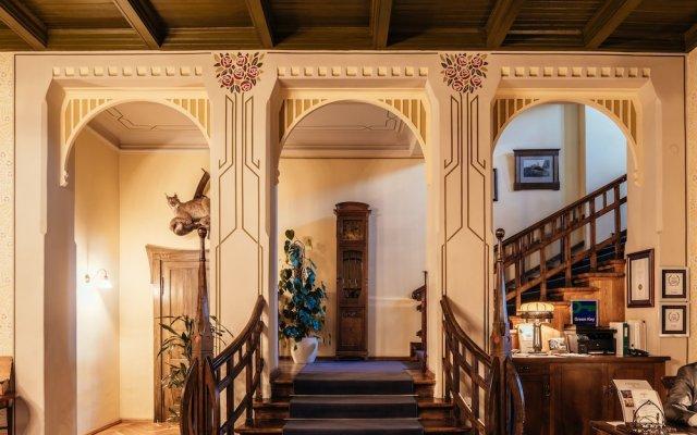 Отель Villa Ammende