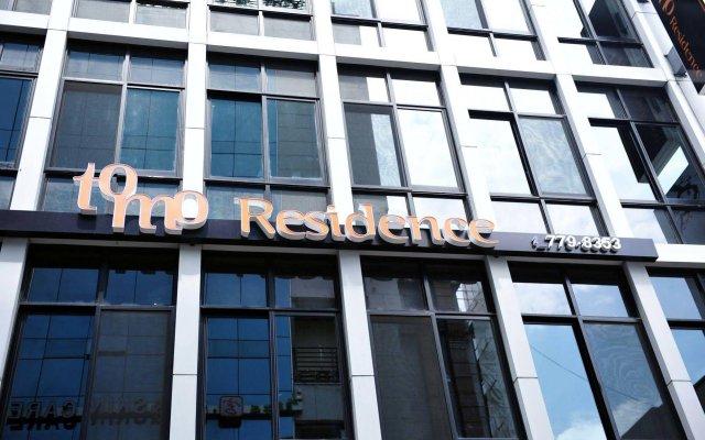 Отель Tomo Residence вид на фасад