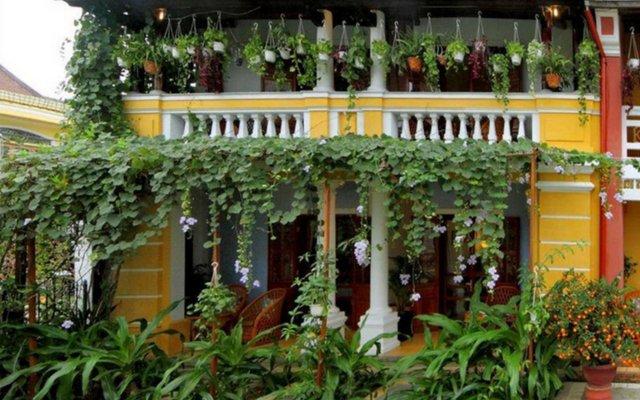 Ha An Hotel вид на фасад