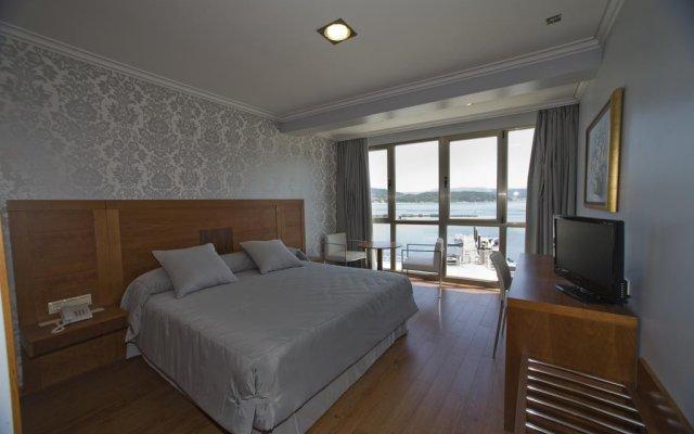 Отель As Brisas do Freixo Испания, Оутес - отзывы, цены и фото номеров - забронировать отель As Brisas do Freixo онлайн комната для гостей