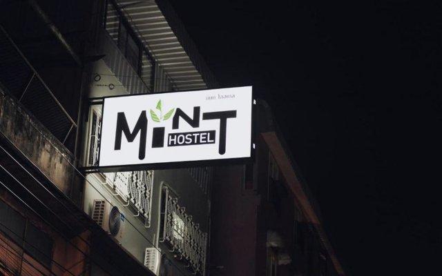 Mint Hostel вид на фасад