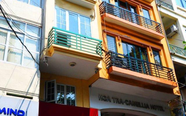 Отель Camellia 3 Ханой вид на фасад