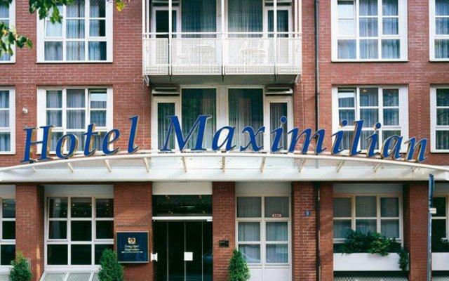Living Hotel Nürnberg by Derag вид на фасад