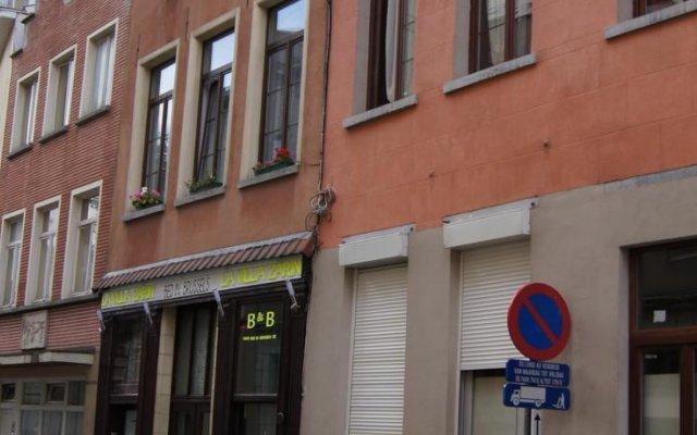 Отель B&B La Villa Zarin вид на фасад