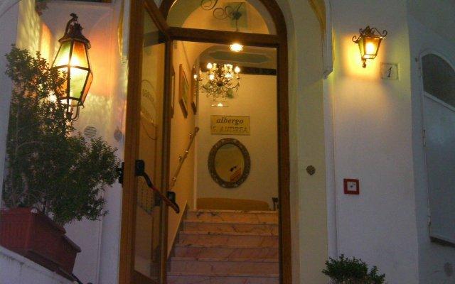 Отель Albergo Sant'Andrea Италия, Амальфи - отзывы, цены и фото номеров - забронировать отель Albergo Sant'Andrea онлайн вид на фасад