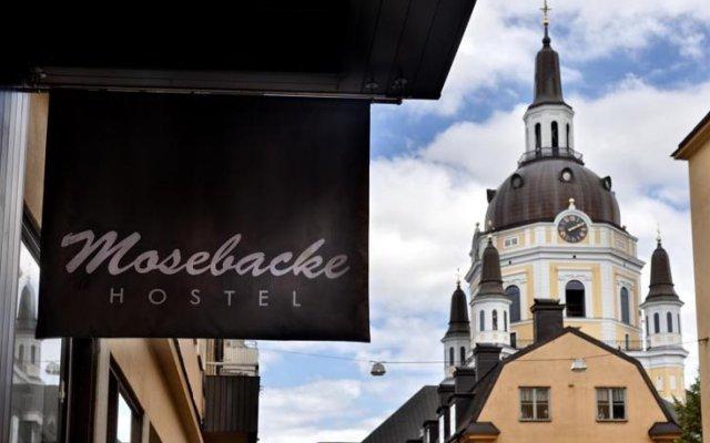 Mosebacke Hostel Стокгольм вид на фасад