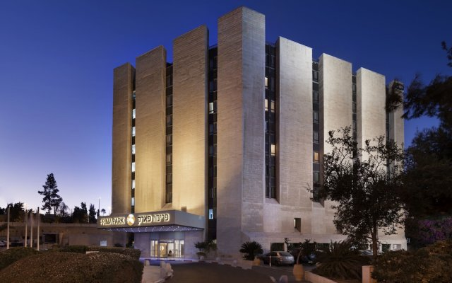 Отель Prima Park Иерусалим вид на фасад