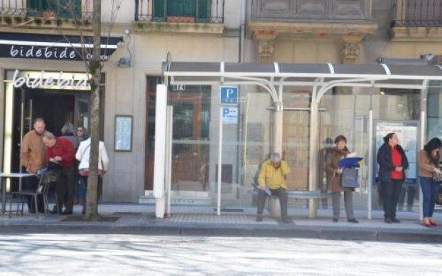 Отель Pensión Urkia Испания, Сан-Себастьян - отзывы, цены и фото номеров - забронировать отель Pensión Urkia онлайн вид на фасад