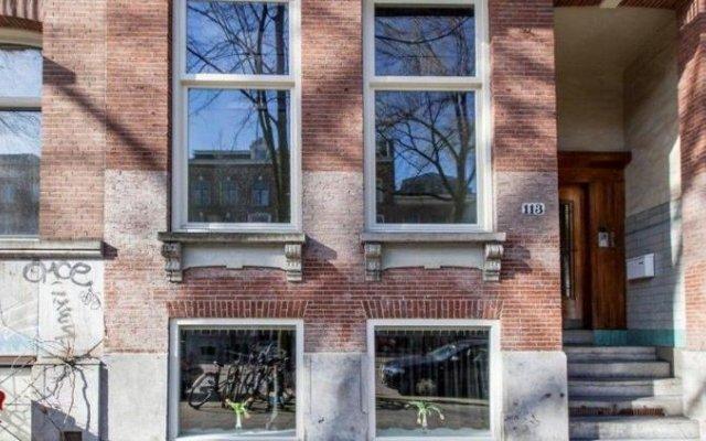 Отель Sarphati Apartments Suites Нидерланды, Амстердам - отзывы, цены и фото номеров - забронировать отель Sarphati Apartments Suites онлайн вид на фасад