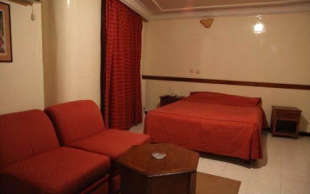 Отель Hôtel Casablanca Марокко, Касабланка - отзывы, цены и фото номеров - забронировать отель Hôtel Casablanca онлайн комната для гостей