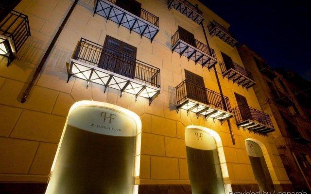 Hotel Porta Felice вид на фасад