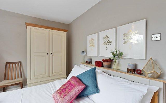 Апартаменты Sunny Regency Apartment Брайтон комната для гостей