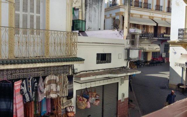 Отель Maram Марокко, Танжер - отзывы, цены и фото номеров - забронировать отель Maram онлайн вид на фасад