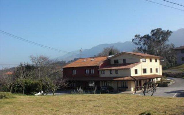 Отель Casa Pancho вид на фасад