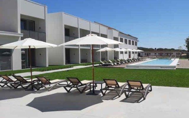 Отель Rural Da Barrosinha Португалия, Алкасер-ду-Сал - отзывы, цены и фото номеров - забронировать отель Rural Da Barrosinha онлайн вид на фасад