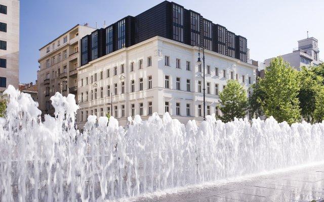Iberostar Grand Hotel Budapest вид на фасад