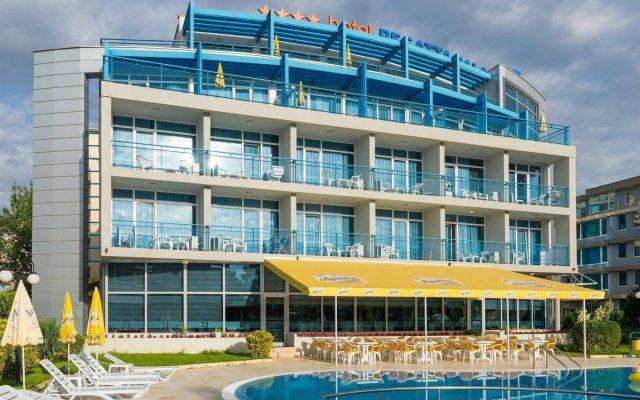 Отель Regatta Palace - All Inclusive Light вид на фасад