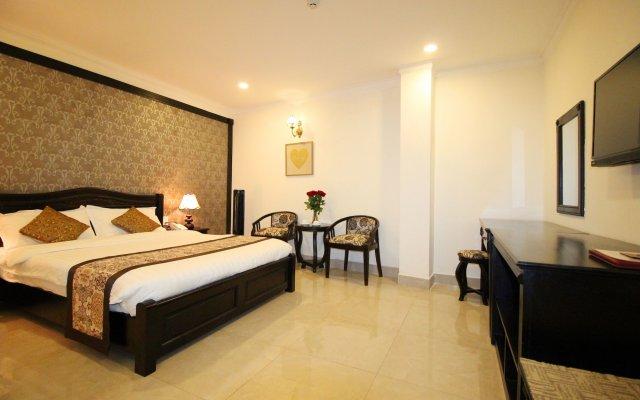Отель Royal Dalat Далат комната для гостей