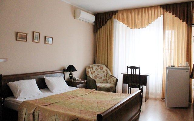 Гостиница Комфорт Липецк комната для гостей