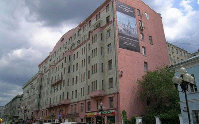Апартаменты Lakshmi Lux Apartment Arbat Modern вид на фасад