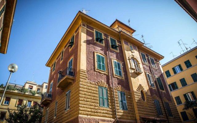 Отель San Pietro Leisure and Luxury вид на фасад