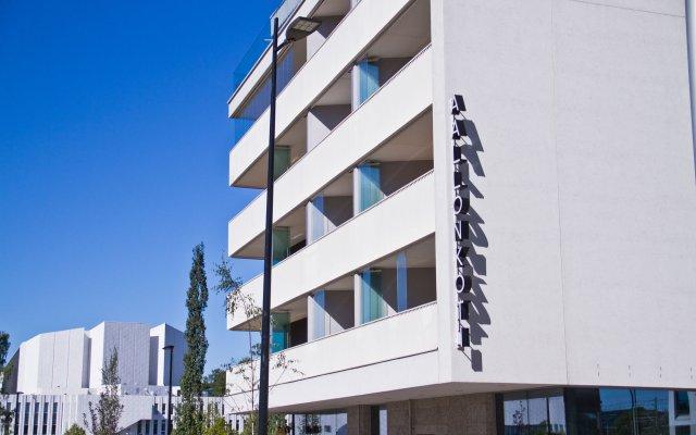 Отель Hotel Aallonkoti Финляндия, Хельсинки - отзывы, цены и фото номеров - забронировать отель Hotel Aallonkoti онлайн вид на фасад