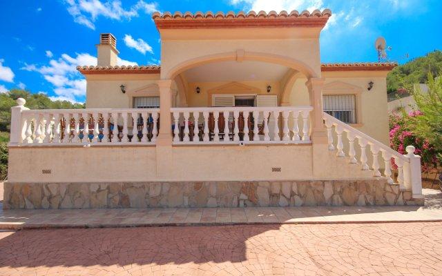 Отель Villa Empedrola - Plaza Mayor вид на фасад