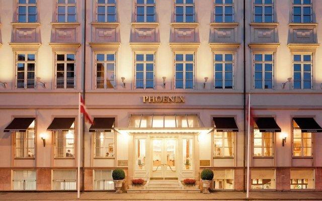 Отель Phoenix Copenhagen Дания, Копенгаген - 1 отзыв об отеле, цены и фото номеров - забронировать отель Phoenix Copenhagen онлайн вид на фасад