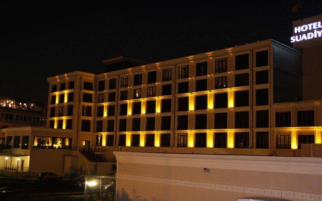 Hotel Suadiye вид на фасад